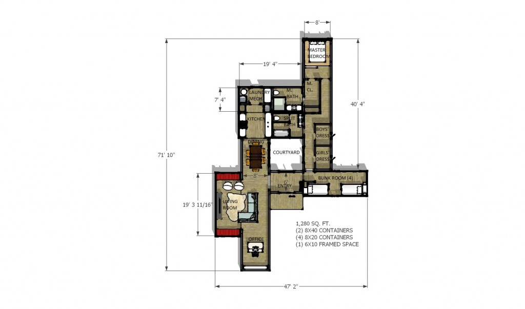 Remarkable Container Home Shipping House Plans 1024 x 603 · 53 kB · jpeg