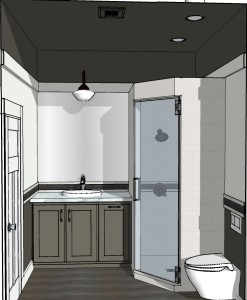 Studio boise residential and architectural design for Bath remodel boise